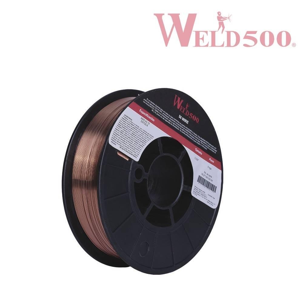 alambre solido acero carbono WLD1S60305K 2
