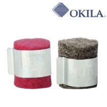 almohadillas limpiadoras para micro alambre