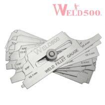 calibrador para filetes de soldadura weld500