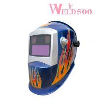 careta electronica flamas WLDSCARWH8000FA