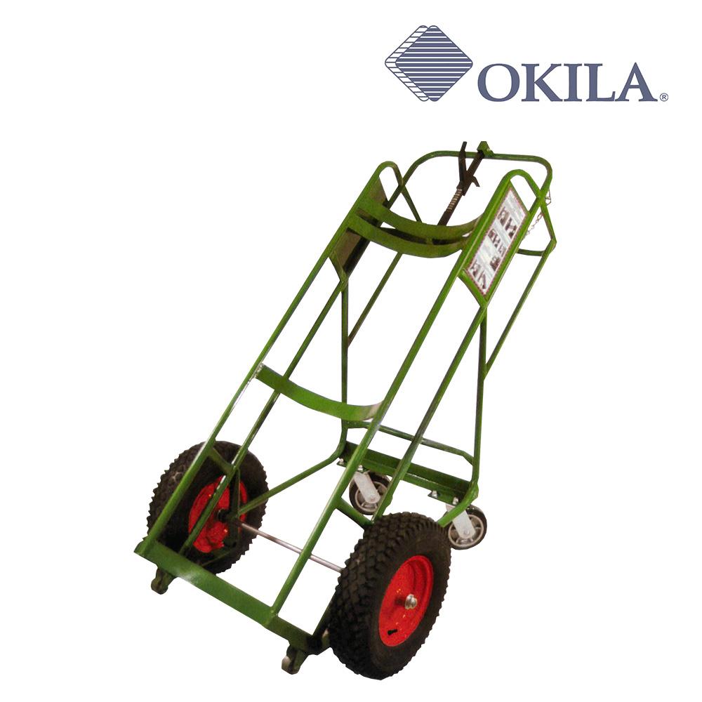 Carro para 1 dewar facil de transportar okila for Carros para transportar