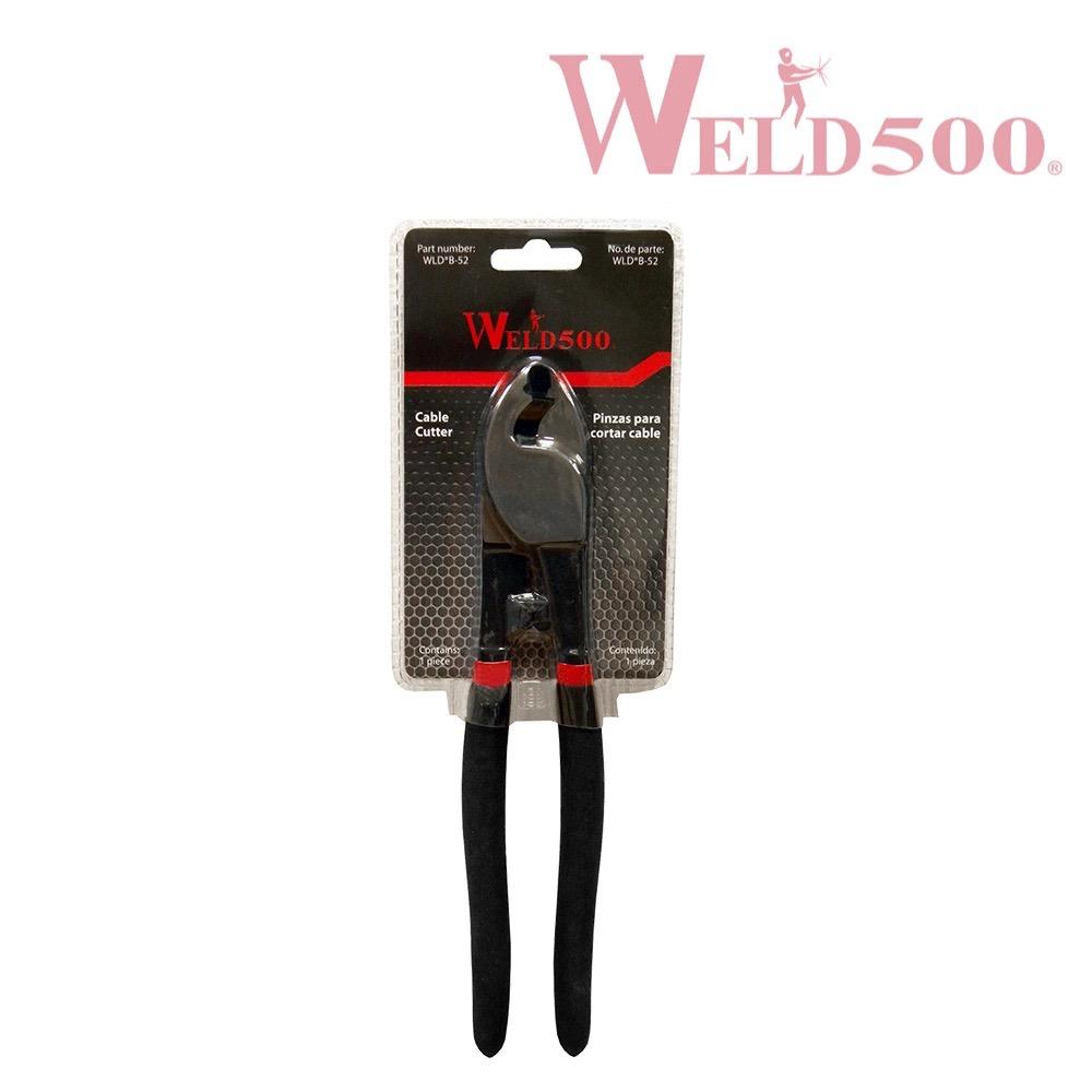 cortador de cable porta electrodo weld500