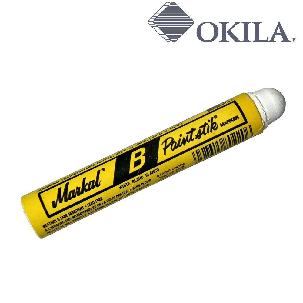 marcador punta sólida
