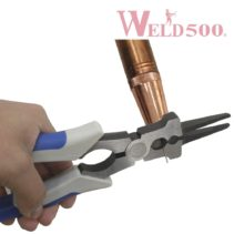 pinzas para proceso mig weld500