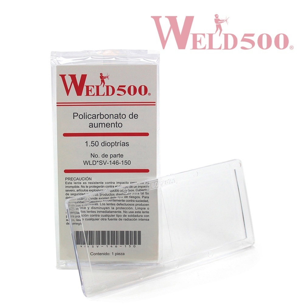 policarbonato aumento WLDSV 146 150