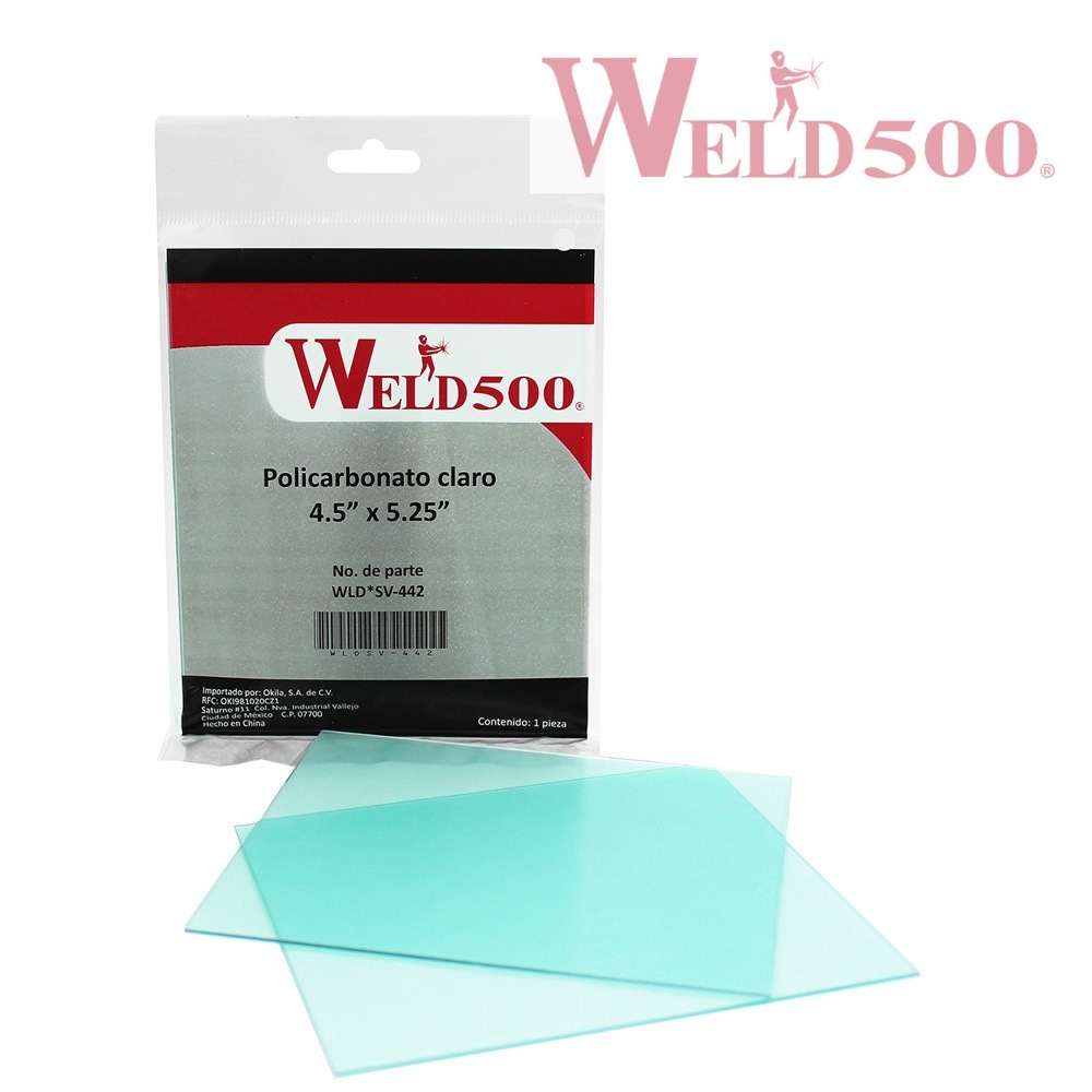 policarbonato claro WLDSV 442