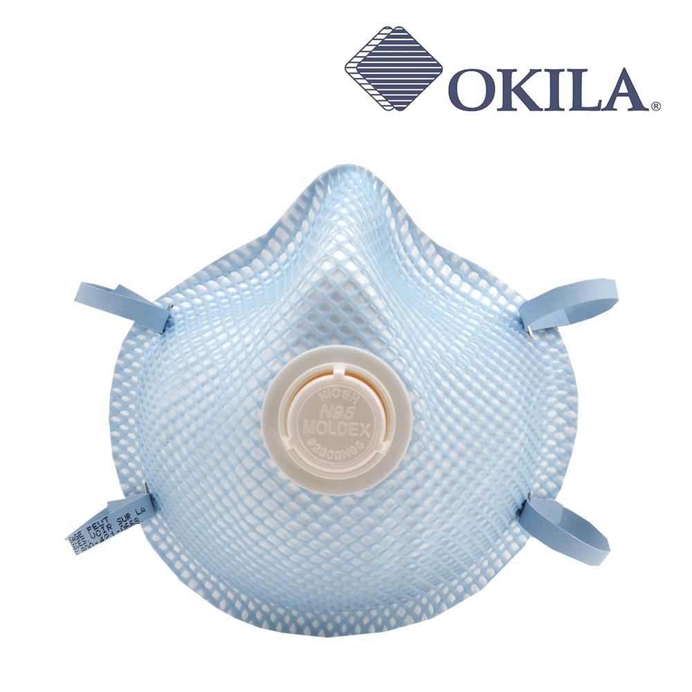 respirador desechable MM2300N95