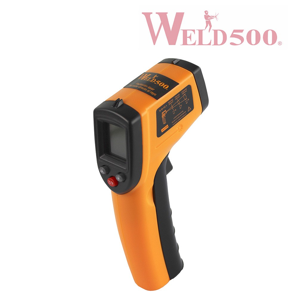 termometro infrarrojo weld500