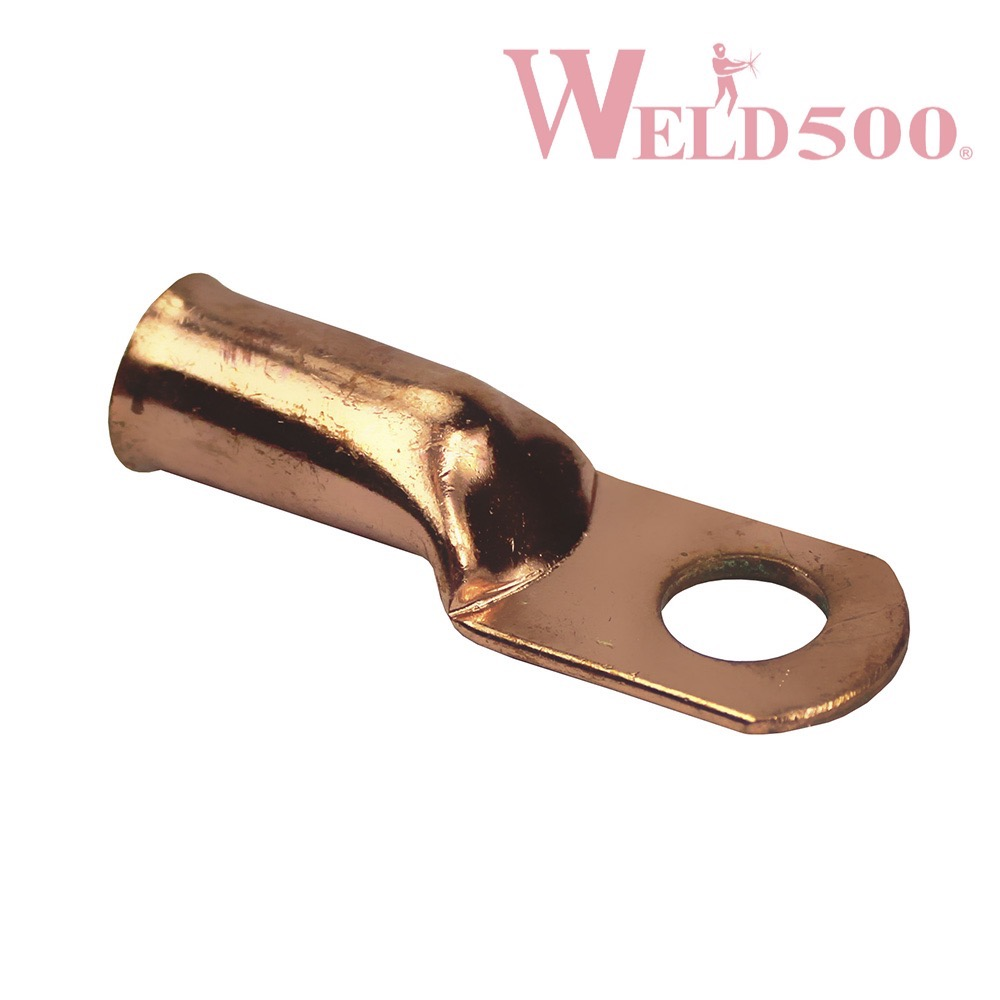 zapata para cable weld500