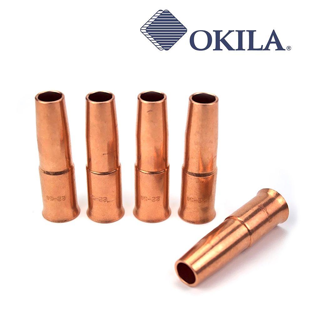 tobera estandar deslizable 200amp KCMK2250
