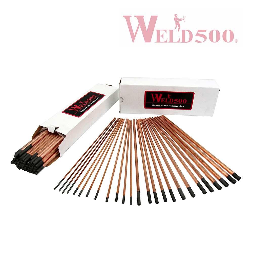 carbones weld500