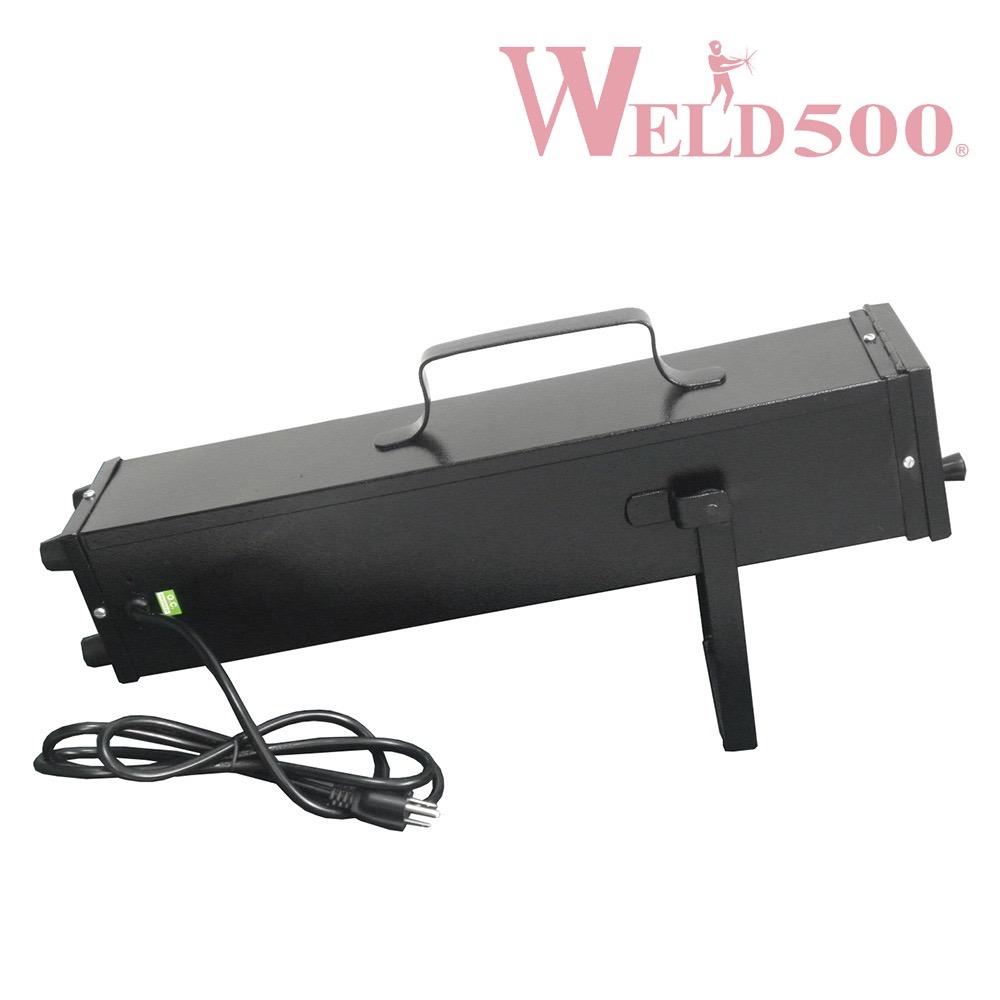 horno portátil para electrodos weld500
