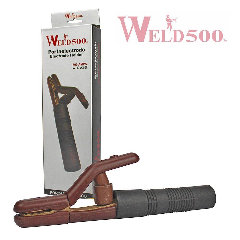 porta electrodo tipo Jackson weld500
