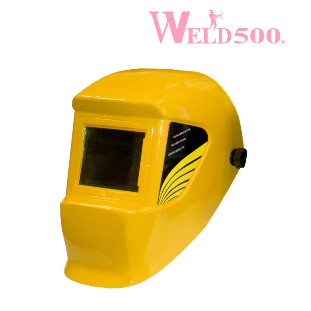 careta color amarillo WLDSCARWH4000Y