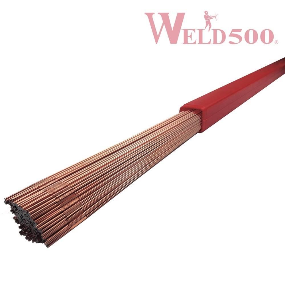 acero carbono varilla aporte WLD1S6181M
