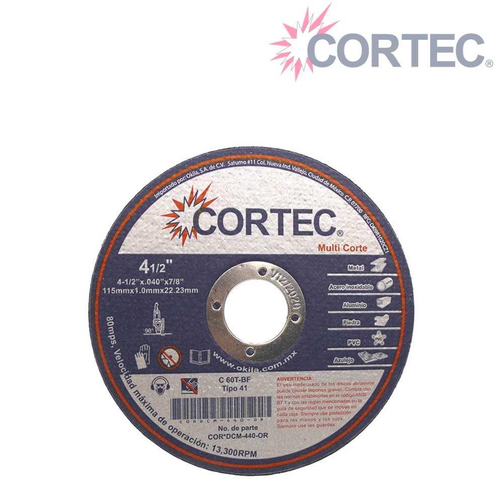 discos multi-corte