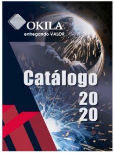 Catálogo Soldadura México Okila