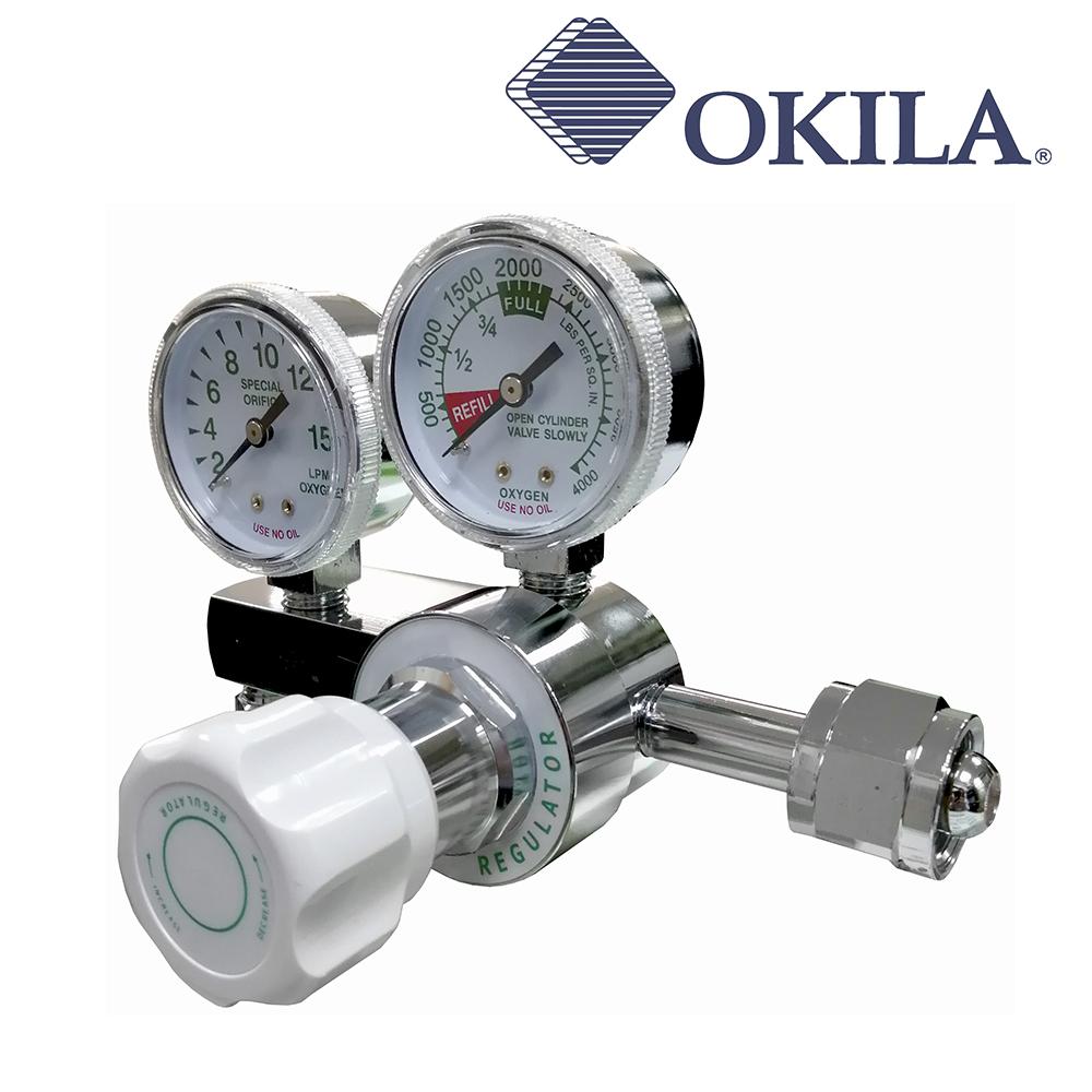 regulador oxigeno KIMYR87A